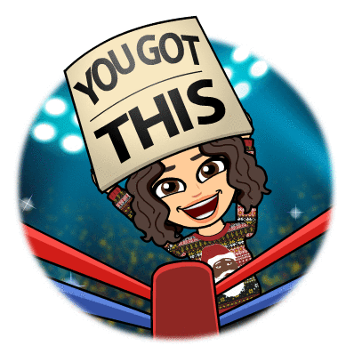 Bitmoji - You Got This